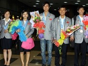 VN comes third at 8th ASEAN Skills Competition