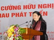 Vietnam-China People Friendship Festival kicks off