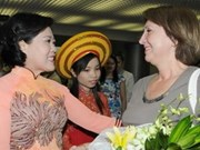 HCM City greets three millionth foreign visitor