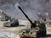RoK begins massive firing drills near border