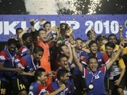 Malaysia wins their first ASEAN Cup
