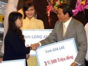 Programme raises 6.3 trillion VND for the poor