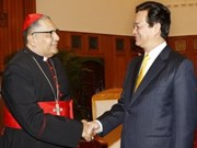 VN, Vatican boost ties