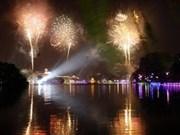 Fireworks for Tet