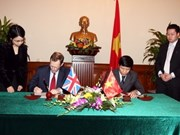Vietnam, UK agree joint action plan for 2011