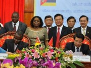 Vietnam, Mozambique to step up cooperation