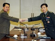 RoK, DPRK begin preliminary military talks
