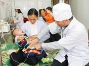 Cold brings rise in flu, rubella in Hanoi