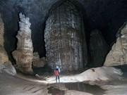 Spanish magazine spotlights Vietnam cave