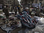 Egyptian military dissolve parliament