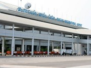 Laos to increase capacity of Vientiane airport