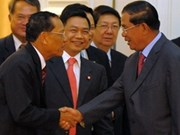 Cambodia, Thailand vow to boost bilateral trade