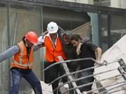 Powerful earthquake strikes New Zealand