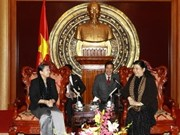 Vietnam, Cambodia boost legislative ties