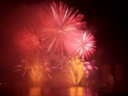 Int'l fireworks festival to take place in April