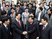PM meets Hai Phong voters