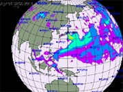 Radioactive cloud to disperse over Southeast Asia