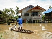 Climate change causes heavy flooding in Thai south