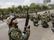 Thailand's military rejects coup rumours