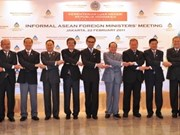ASEAN Finance Ministers meets in Bali