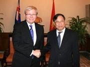 Vietnam, Australia forge relations