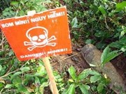 Australia assists landmine victims