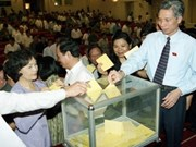 Hanoi inspects preparations for elections