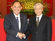 Party leader assures Vietnam's cooperation