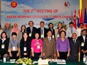 ASEAN climate change group meets in Hanoi