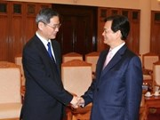 Prime Minister receives Chinese Deputy FM