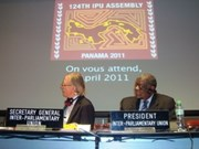 Vietnam attends IPU 124 in Panama