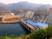 Biggest hydropower plant's new turbine commissioned