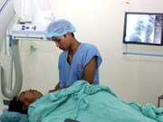 VN, French doctors talk nuclear medicine