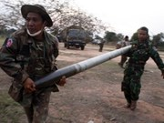 Thai-Cambodian border clashes in sixth day