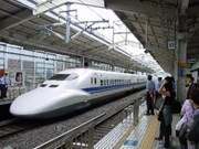 Japan helps in express rail personnel training