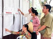 Exhibition on general election opens in Hanoi