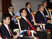 ASEAN Summit opens in Jakarta