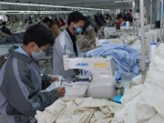 Vinatex steps up garment export to Japan