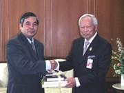 VN Ambassador meets Thai Privy Council President