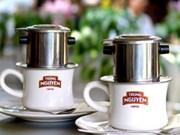Vietnamese tea, coffee presented at Paris Fair