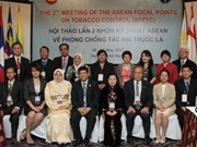 ASEAN meeting on tobacco control opens