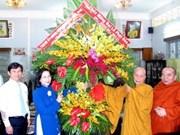 Lord Buddha's birthday celebrated