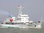 Chinese ship violates Vietnam's sovereignty