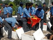 Gia Lai: Over 1,000 sets of martyrs' remains repatriated