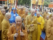Buddhism shapes Vietnam's traditions, culture