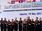 ASEAN defence ministers meeting opens