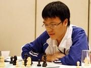 Quang Liem becomes super int'l grand master