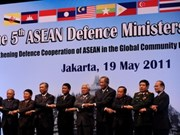 ASEAN defence ministers meeting wraps up