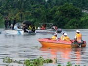 Capsized party boat claims 16 lives