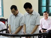 Indonesian thieves get 15 years in jail